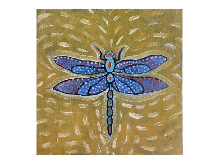 oil-painting-small-dragonfly