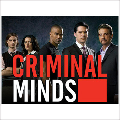 Artwork for TV Series Criminal Minds
